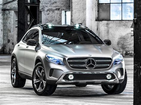 Mercedes-benz Gla Gets First Teaser On Youtube