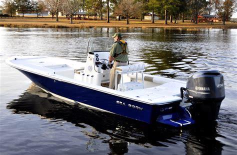 Sea Born Boat Covers by Our Newest Bay Boat Sea Born Fx24 Composite Research Inc