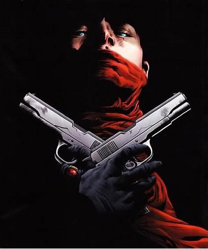 Shadow Comic Jae Lee Pulp Noir Comics