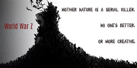 world war  mother nature quotes quotesgram