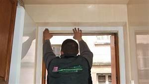 Renovation Porte Interieur Habillage : habillage porte interieur maison ~ Nature-et-papiers.com Idées de Décoration
