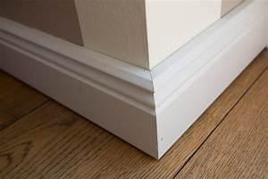Sockelleisten Holz Weiß : sockelleisten arten kosten verlegung ~ Markanthonyermac.com Haus und Dekorationen