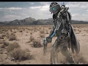 Robot Soldier (Survivor) by TheNan0 on DeviantArt