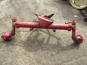 Farmall 560 706 806 Wide Front Axle
