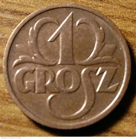 1 Grosz 1938, Republic (1923-1939) - Poland - Coin - 42460