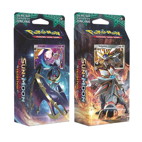 typhlosion deck guardians rising sun and moon guardians rising theme deck set of two