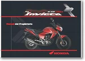 Diagrama  Manual Honda Honda Cb 150 Invicta