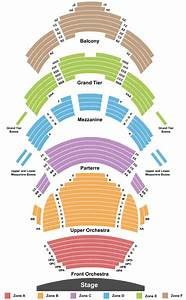Kauffman Center For The Arts Seating Chart