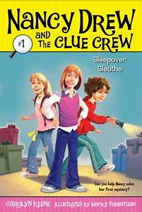 Nancy Drew and the Clue Crew Books by Carolyn Keene, Peter ...