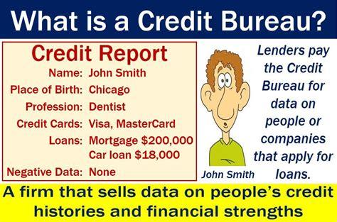 bureau definition credit bureau definition and meaning market business