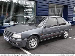 Ecole De Vente Peugeot : v hicules d 39 occasions peugeot 309 en alsace achat et ~ Gottalentnigeria.com Avis de Voitures