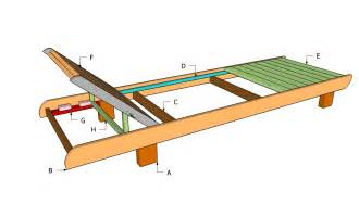 woodwork outdoor deck chair plans pdf plans