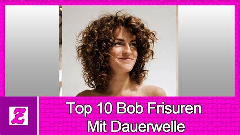 locken frisuren halblang top 10 bob frisuren mit dauerwelle