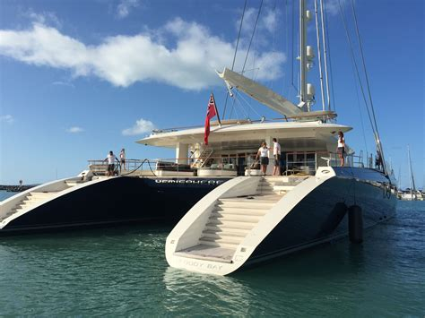 Largest Catamaran Yacht by Photos World S Largest Luxury Catamaran Gt Gt Scuttlebutt