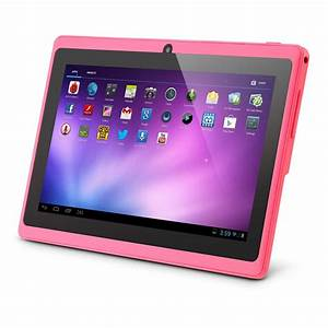 7 Inch Tablet with Android 4.4 KitKat, Dual Camera, HD ...