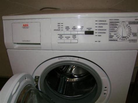 Waschmaschine Aeg Lavamat 64600 (frontlader) In Braunfels