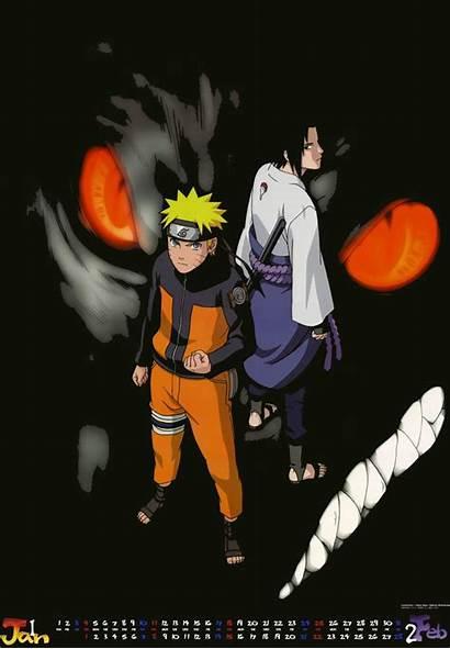Naruto Anime Sasuke Uzumaki Vertical Shippuden Gambar