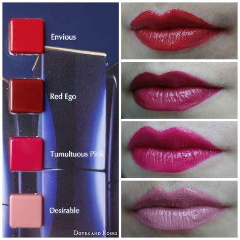 estee lauder matte liquid lipstick color envy by estee lauder doves and roses
