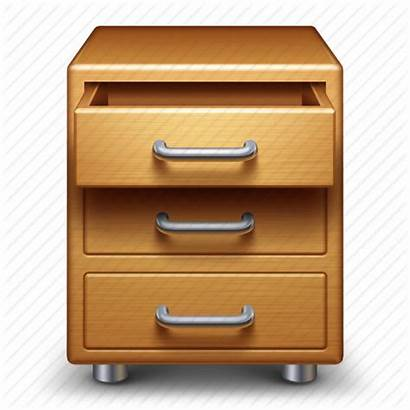 Cabinet Icon Archive Icons Drawer Drawers Storage