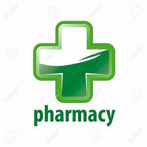 46533360-Farmacia-vector-logo-Cruz-Verde-Foto-de-archivo ...