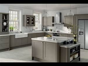 Gray Kitchen Cabinets - Gray Kitchen Cabinets Ikea - YouTube
