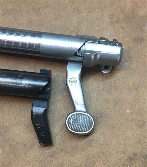remington 700 tactical bolt knob tactical operations bolt knob installation on a remington