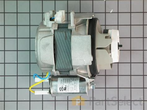 Whirlpool Wpw Circulation Pump Motor