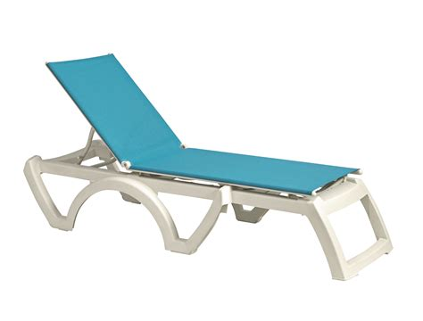 grosfillex chaise lounge chairs calypso sling chaise lounge chair by grosfillex