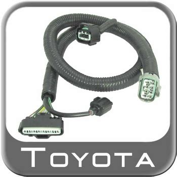 Toyotum Tundra Trailer Wiring Harnes by New 2000 Toyota Tundra Trailer Wiring Harness From
