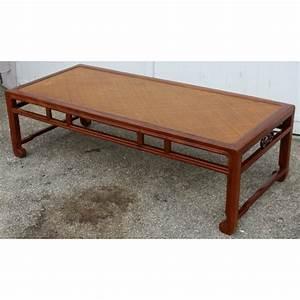 Table Basse Chinoise : table basse chinoise avec dessus en rotin sur moinat sa ~ Melissatoandfro.com Idées de Décoration
