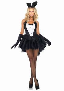 Tux and Tails Bunny Costume - Sexy Bunny Costumes for Women