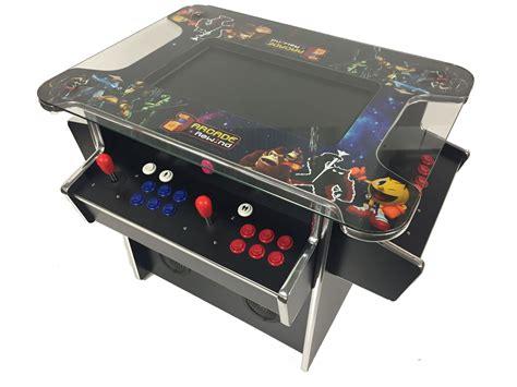 Arcade Rewind 2475 In 1 Cocktail Arcade Machine
