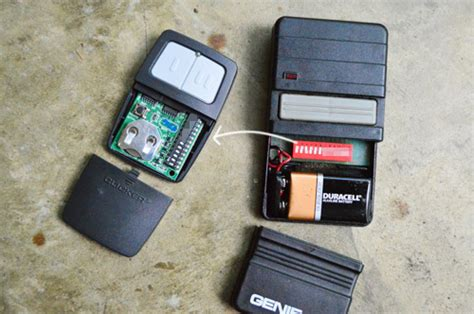 Dip Garage by How To Program Your Garage Doors Their Dip Switch