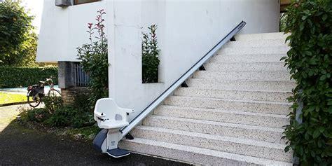 si鑒e monte escalier les principales avantages d 39 un monte escalier extérieur
