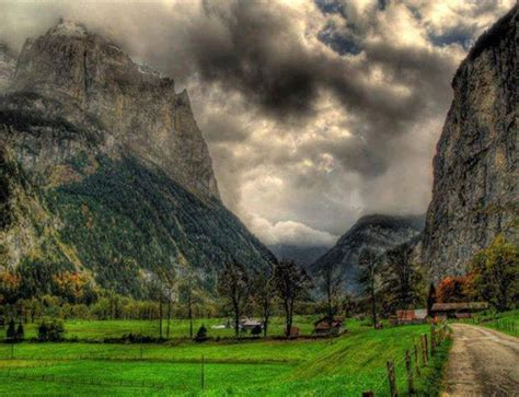 amazing pics quotes  fun lauterbrunnen valley