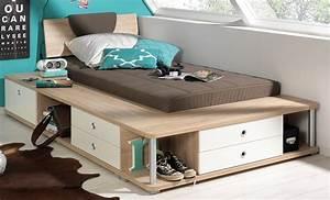 Jugendliche Betten : wellem bel gmbh teenio jugendbett mit schubladen und ~ Pilothousefishingboats.com Haus und Dekorationen