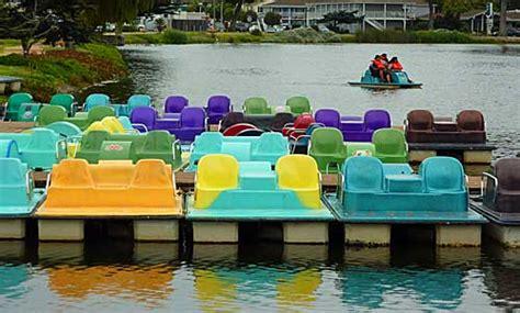 Paddle Boats El Estero Monterey Ca paddle boat rentals lake el estero monterey ca