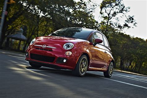 Fiat 500 Mpg by Fiat 500 At 38 Mpg Highway By Epa Autoevolution