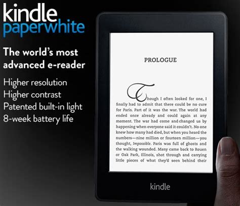 Illuminazione Kindle by Presenta Il Kindle Paperwhite Con Luce Incorporata