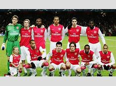 My Football Facts & Stats Premier League Arsenal Squad