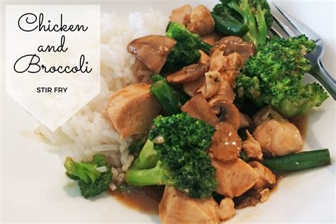 chicken broccoli stir fry chicken and broccoli stir fry recipe mum s lounge
