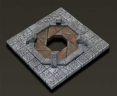 3d Dungeon Tiles by Pathfinder Rpg Dxcontent 3d Dungeon Tiles A Step