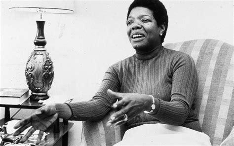 Maya Angelou's Life Lesson