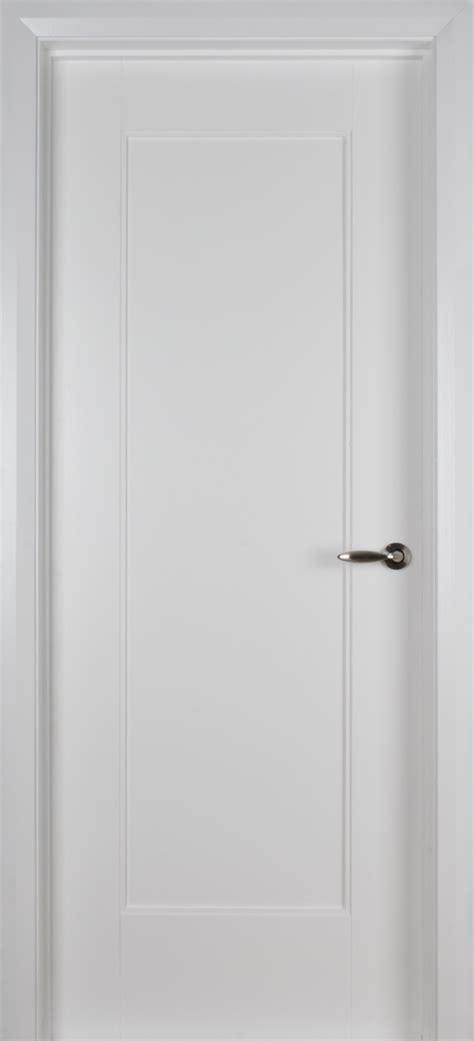 Shaker 1 Panel White Primed Door (40mm)   Internal Doors