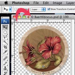 photoshop tutorial adding identifiers    images rebecca baer artful living