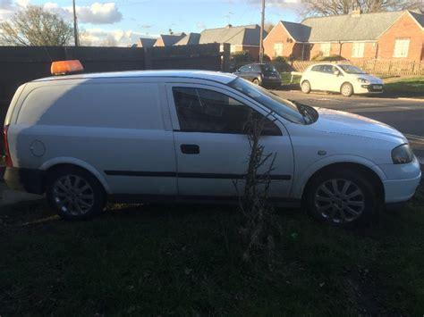 2004 Vauxhall Mk4 Astra Van Oldbury, Dudley