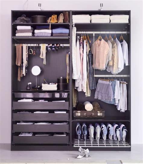 ikea schlafzimmer schrank ideen living der masterplan fuer den perfekten kleiderschrank