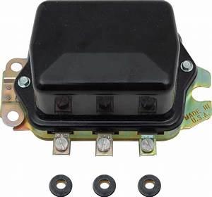 27 Voltage Regulator Wiring Diagram Chevy