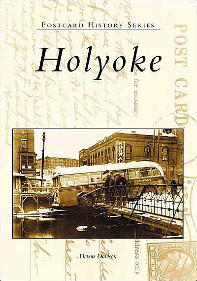 barnes and noble holyoke holyoke massachusetts postcard history series by