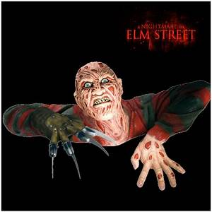 Freddy Krueger Grave Walker · Mad About Horror